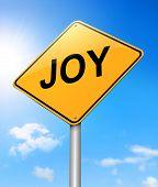 Joy Concept.