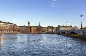View Of Gamla Stan, Stockholm