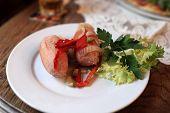 Pickled Sausages