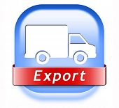 pic of export  - export international freight transportation and global trade logistics world economy exportation of products - JPG