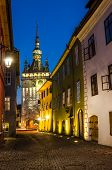 Clock Tower, Landmark of Transylvania, Sighisoara
