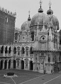 Palácio de Dodge. Veneza.