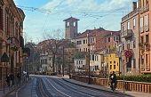 Padua Cityscape