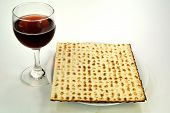 Matzos And Wine