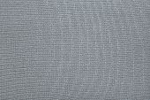 Texture Of Gray Kapron Fabric