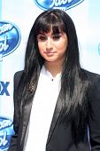 LOS ANGELES - MAY 21:  Jena Irene at the American Idol Season 13 Finale at Nokia Theater at LA Live