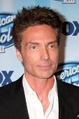 LOS ANGELES - MAY 21:  Richard Marx at the American Idol Season 13 Finale at Nokia Theater at LA Liv