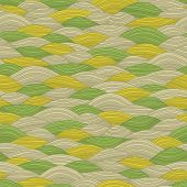Landscape Seamless Pattern
