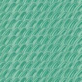 Ocean Seamless Pattern