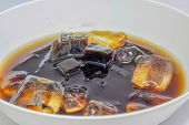 Choa Kuay (Grass jelly)
