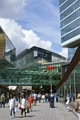 Westfield Stratford City Shopping Centre In London