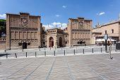 Art School In Toledo, Spain