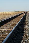Vías del ferrocarril
