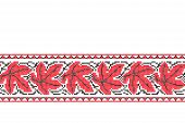 Traditional Ukrainian ornament