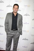 LOS ANGELES - NOV 4:  Josh Hopkins at the Hallmark Channel's