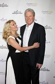 LOS ANGELES - NOV 4:  Barbara Niven, Bruce Boxleitner at the Hallmark Channel's