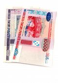 Belarus banknotes