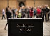 image of silence  - Silence Please  - JPG