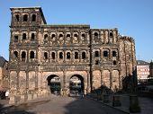 The Porta Nigra, Trier, Germany