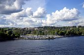 View of Kungsholmen island