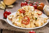 Fresh Made Pasta Salad (with Farfalle)