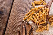 Portion Of Fussili (whole Grain)
