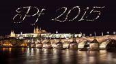 Pf 2015 Panorama Of Prague Castle