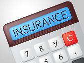Insurance Calculator Shows Calculate Contract And Covered