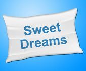 Sweet Dreams Shows Go To Bed And Bedtime