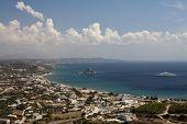 View On Kefalos Bay; Kos; Greece