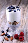 Healthy Chia Seed Breakfast