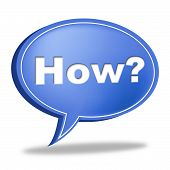 How Question Shows Frequently Asked Questions And Answer
