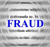 Fraud Definition Indicates Rip Off And Con