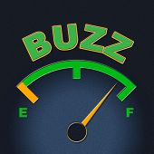 Buzz Gauge Shows Scale Awareness And Exposure