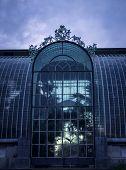 Winter Botanical Garden