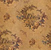 Old Wallpaper Seamless Texture