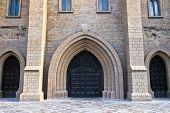 Portal Of Roman Catholic Church