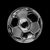 Glass Soccer Ball