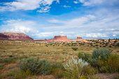 American Southwest Canyon Desert Landscape