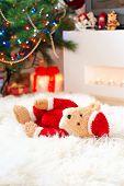picture of sad christmas  - Forgotten gift - JPG