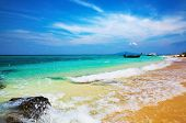 Tropical beach, Bamboo Island, Andaman Sea, Thailand