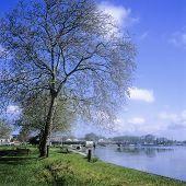 River Charente Rochefort
