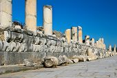 Fallen Columns