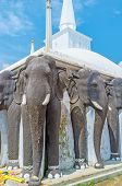 The Corner With Elephants
