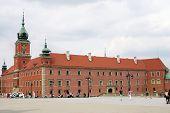 Royal Palace in Warsaw