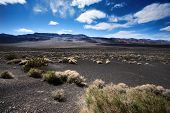 Landscape Near Volcano