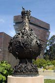 Skulptur im de young museum