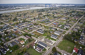 foto of katrina  - Recovery after Hurricane Katrina in New Orleans - JPG