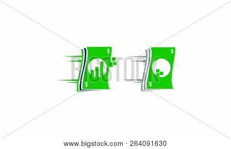 Payday Money Template Set Logo