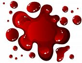 Blood spill